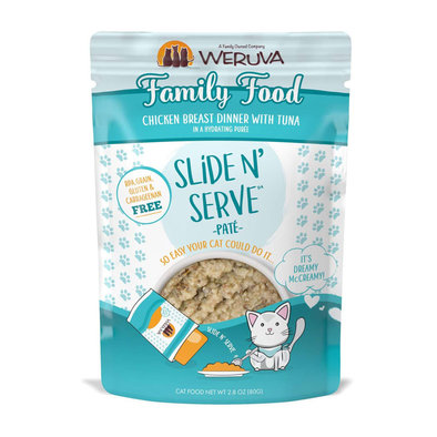 Pouch Feline - Family Food - Chicken & Tuna - 80 g