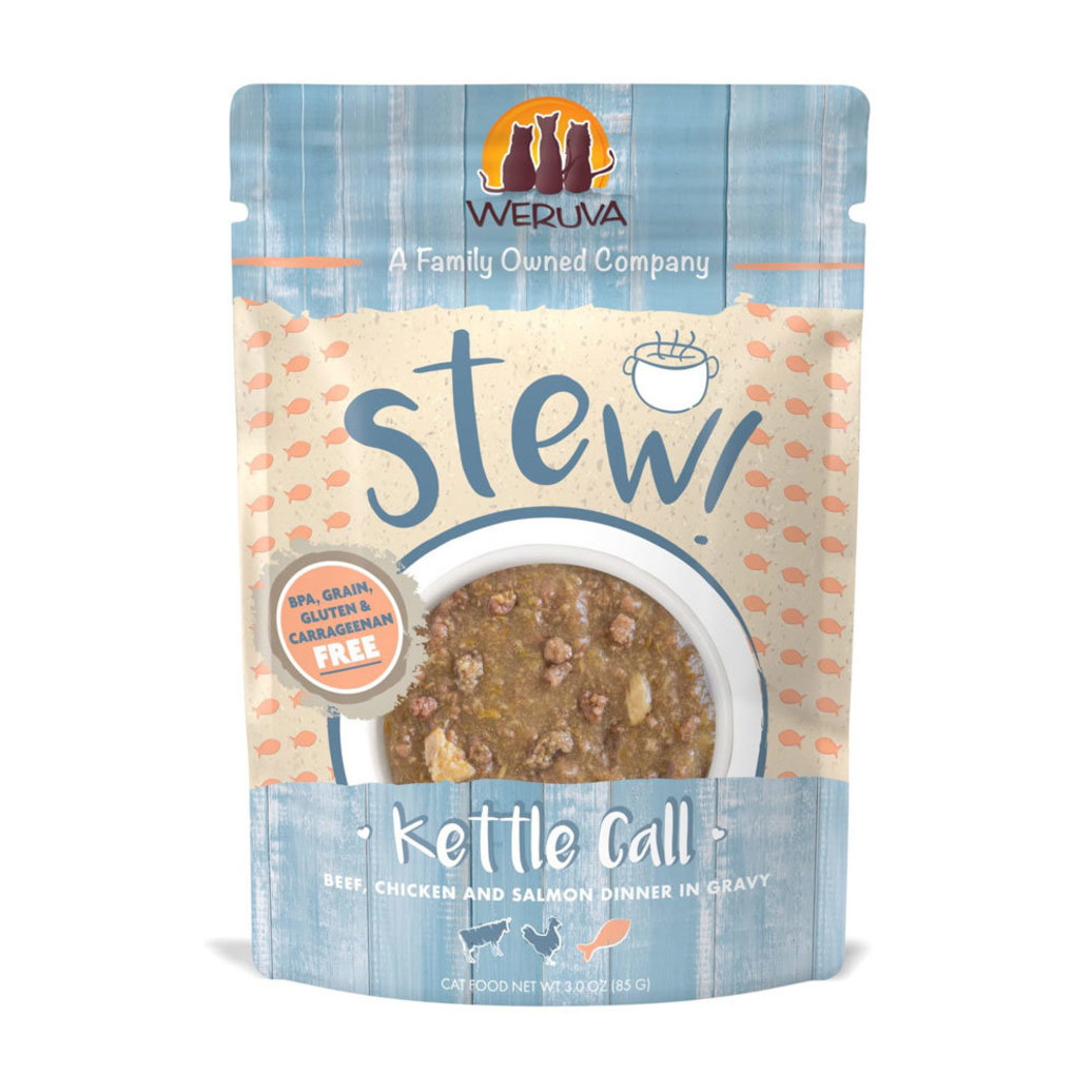 View larger image of Pouch Feline - Kettle Call - Beef & Chicken - 85 g