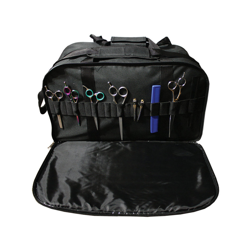 View larger image of Grooming Bag - Black - 20x12-10""