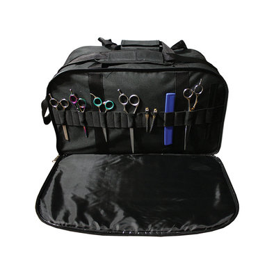 Grooming Bag - Black - 20x12-10""