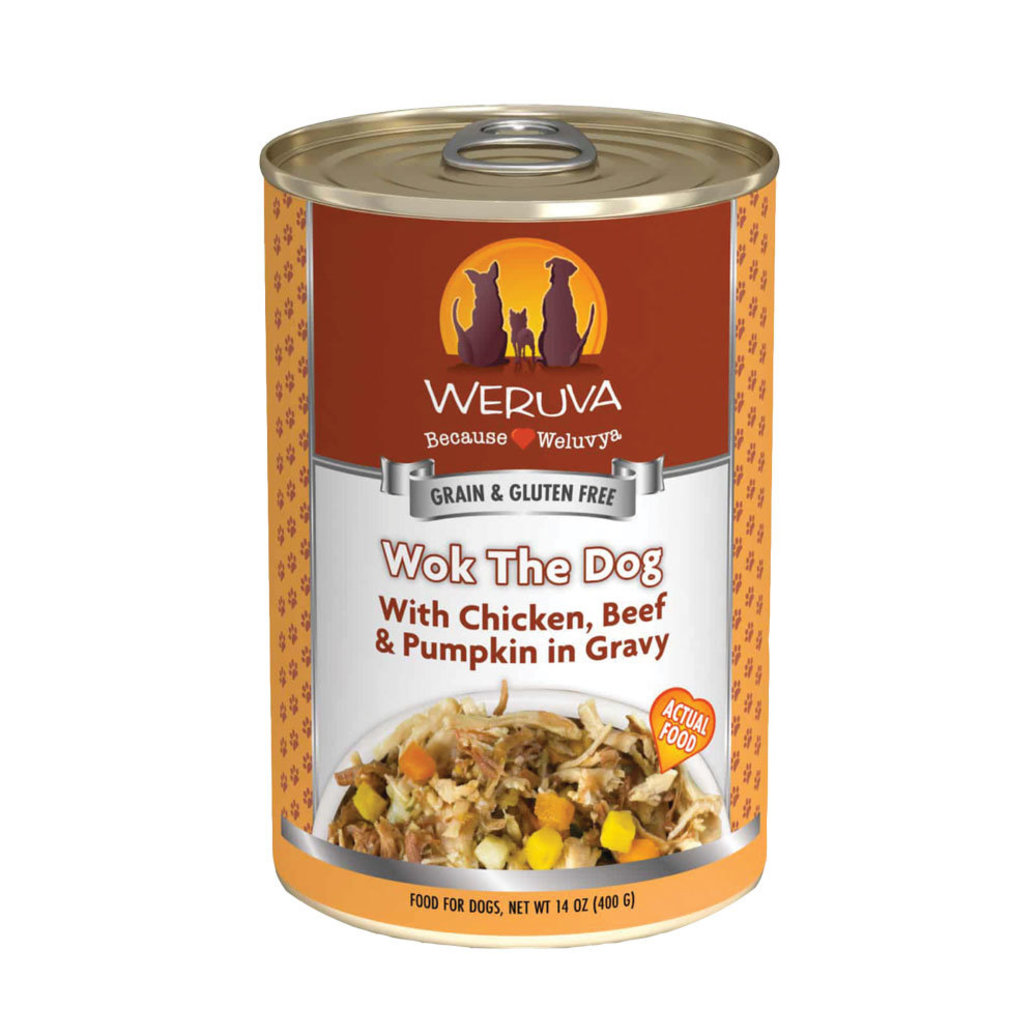 View larger image of Can, Adult - Wok The Dog - 396 g