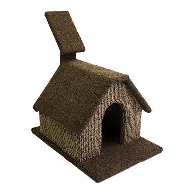 Wonder Puppy House with Post