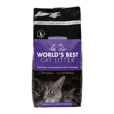 Cat Litter, Lavender Scented Multiple Cat