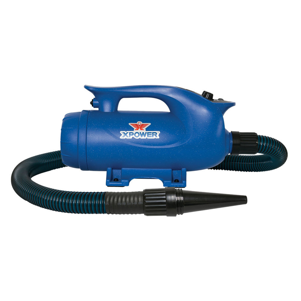 View larger image of B-8 Elite Pro Force Dryer - Blue