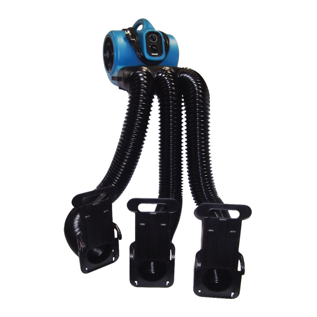 View larger image of X-430TF+MDK Cage Dryer - Blue - Small