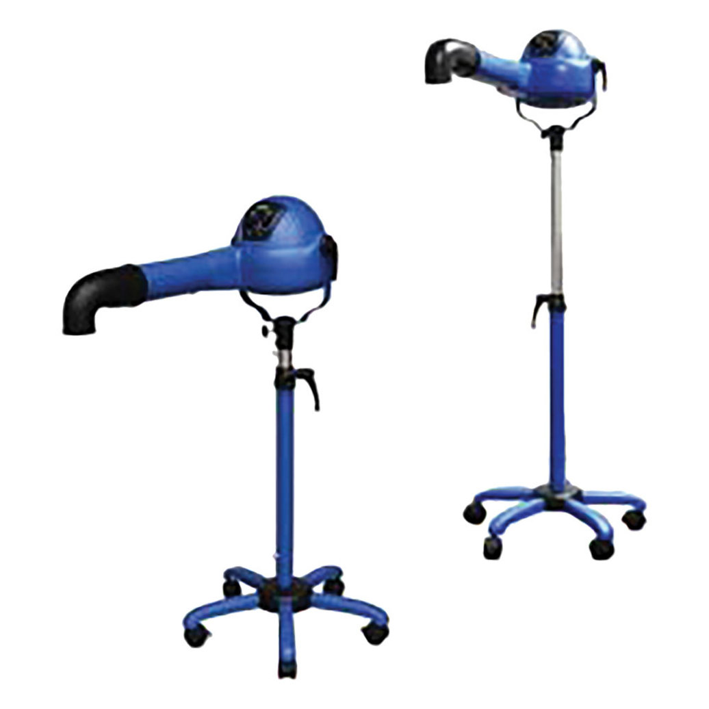 View larger image of Xpower Canada, B-16 Pro Finisher Stand Dryer - Blue