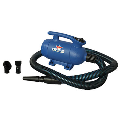 B-24 Thermal Ace Force Dryer with Heat - Blue