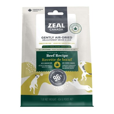 Adult - Air Dried - Beef & Hemp