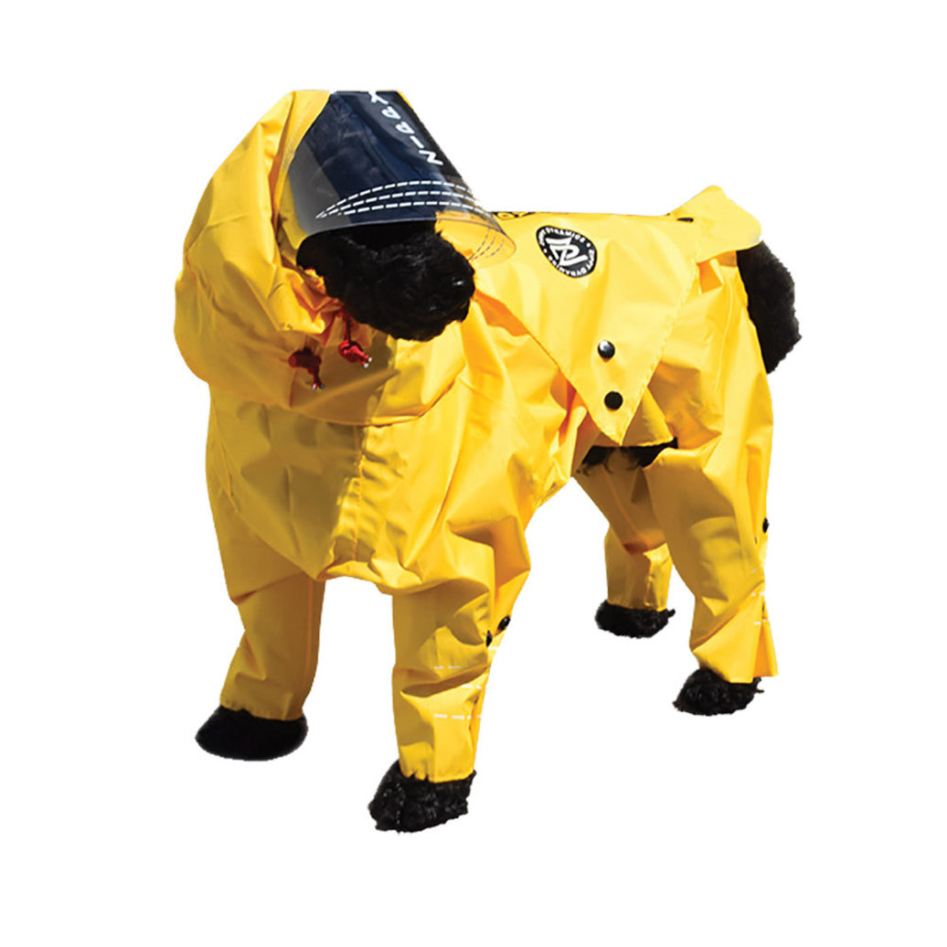 View larger image of Raincoat - Yellow