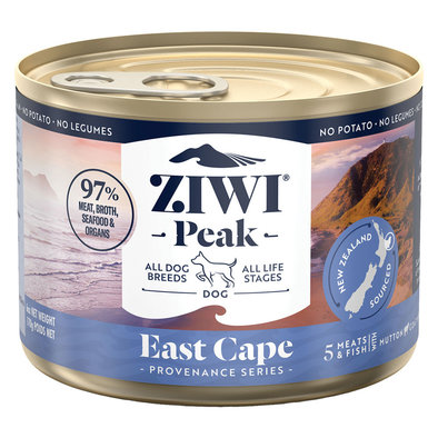 Can, Adult - Provenance - East Cape - 170 g