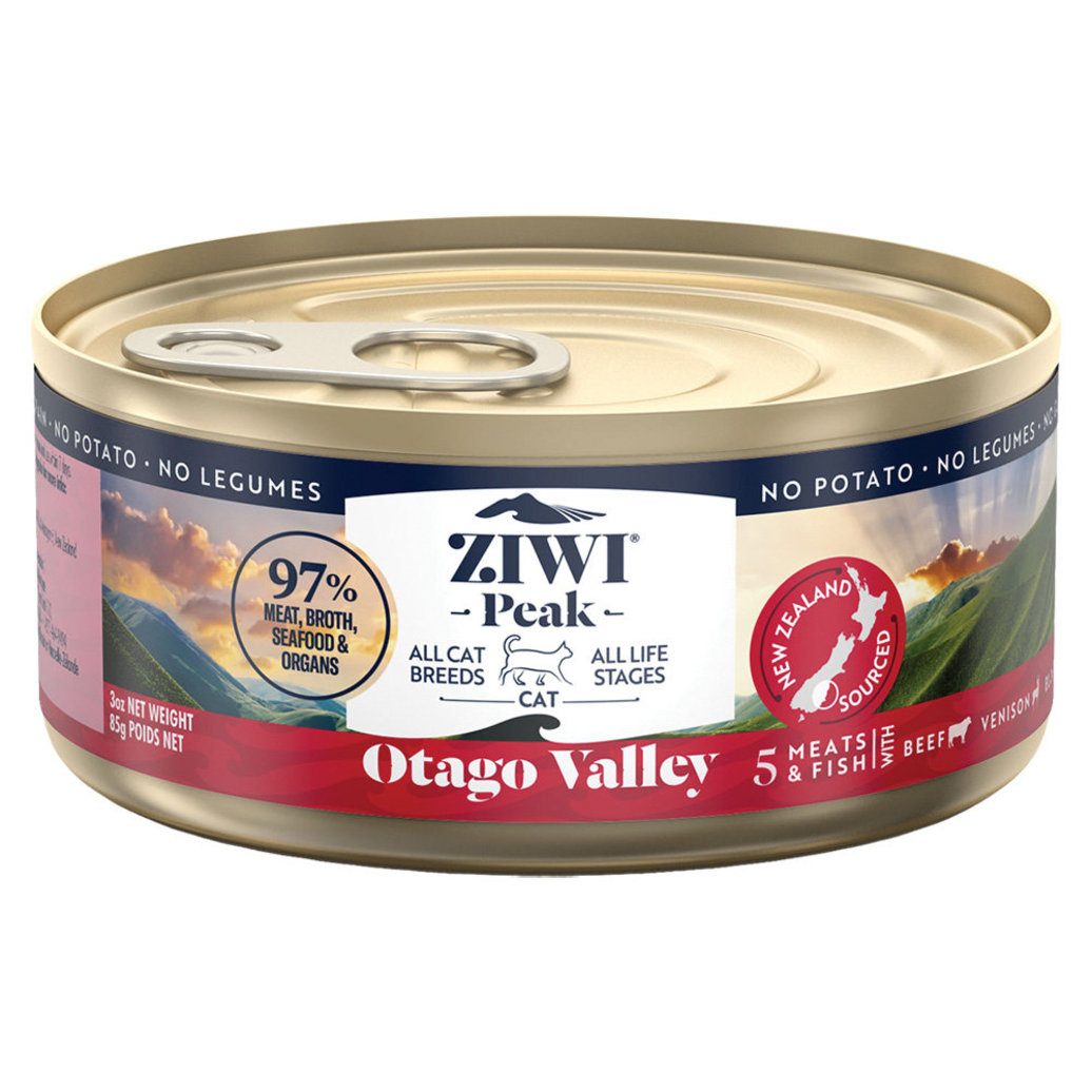 View larger image of Can, Feline - Provenance - Otago Valley