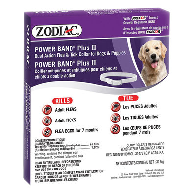 Dog PowerBand Plus Collar