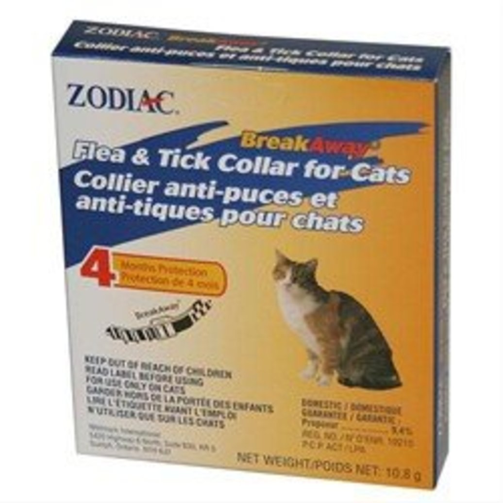 View larger image of Flea & Tick Collar, Cat Breakaway