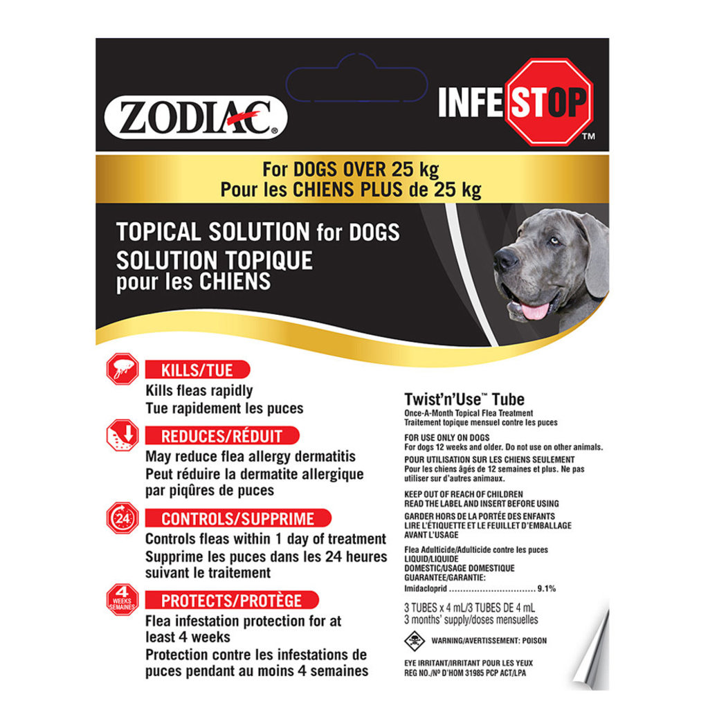 View larger image of Infestop for Dogs