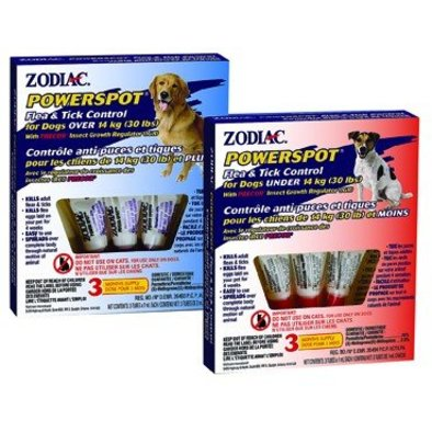 Power Spot On Dogs Small Breed