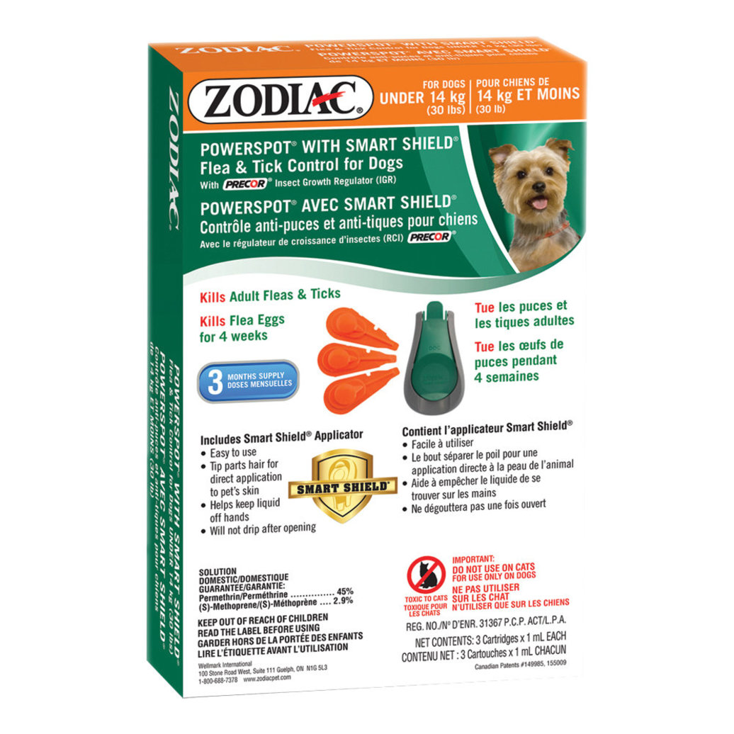 View larger image of Smart Shield Power Spot for Dogs