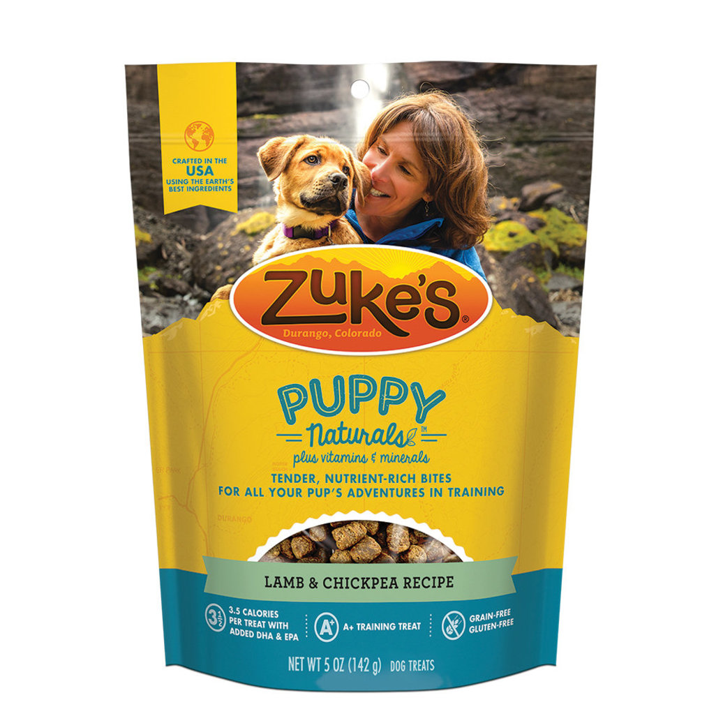 View larger image of Puppy Naturals, Moist Dog Treats Lamb - 5 oz