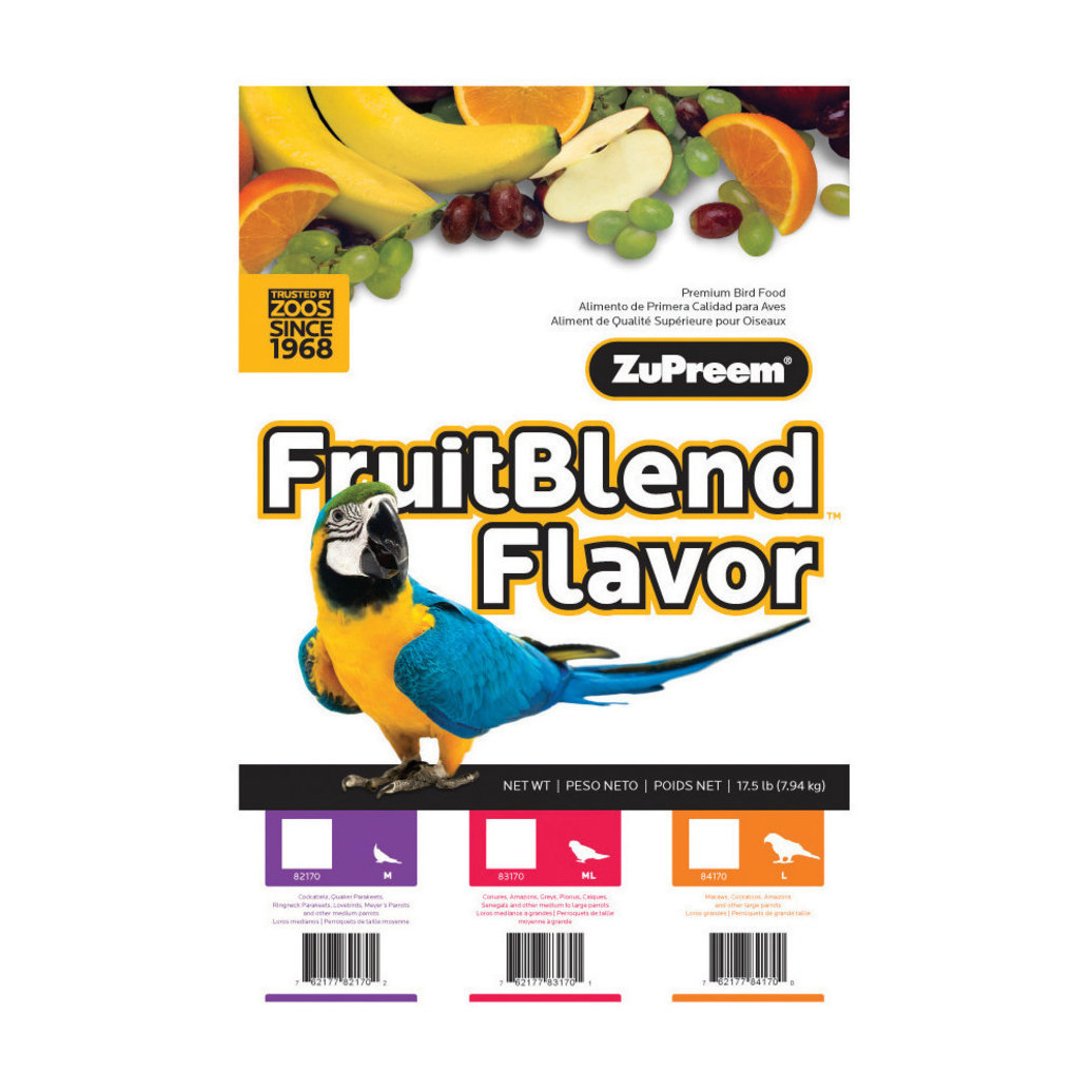 View larger image of Fruit Blend, Medium Pellet