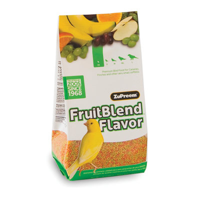 Fruitblend with Natural Fruit Flavours, Canary &Finch - .875 lb