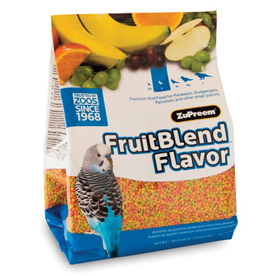 Fruitblend with Natural Fruit Flavours, Parakeet - 2 lb
