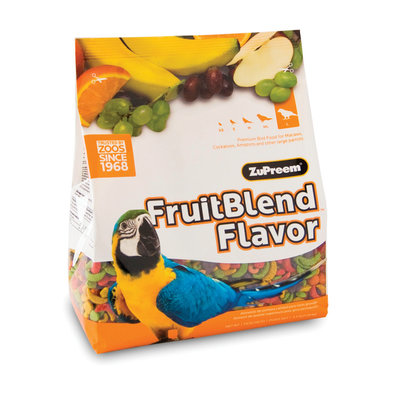 Fruitblend with Natural Fruit Flavours Parrot